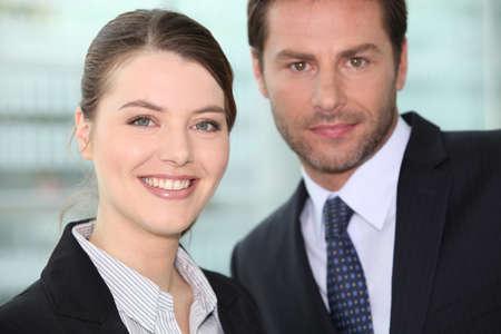 collaborators: male and female colleagues