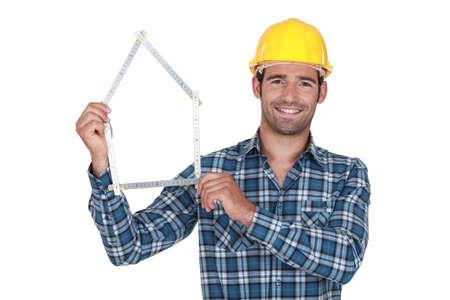 Happy constructor photo
