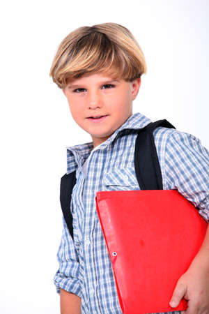School boy Stock Photo - 15175555