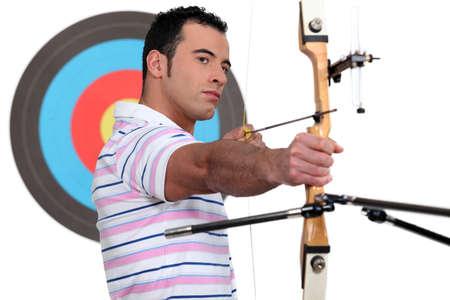 archery: An archer