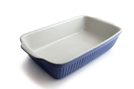 baking tray: Baking dish Stock Photo