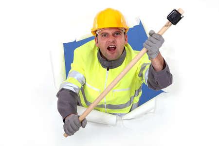 sledge hammer: Don