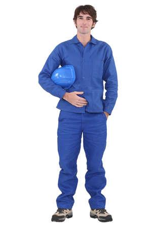 tradesperson: Portrait of a tradesman