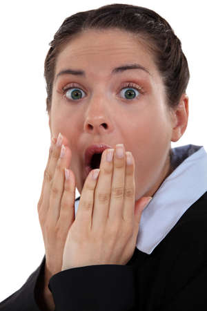 contracted: Surprise Stock Photo