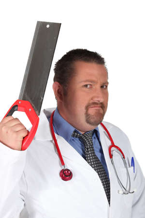 saws: Doctor unhappy about the cuts to healthcare