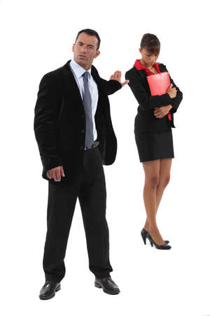 humiliation: Office bully