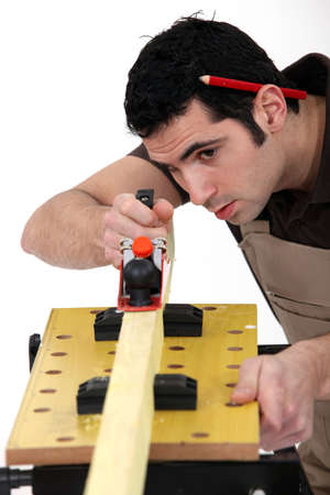 constructors: It has to be smooth Stock Photo