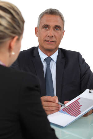 Business meeting Stock Photo - 15622926