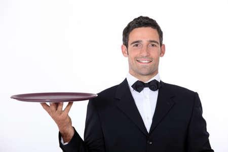 Smart waiter photo