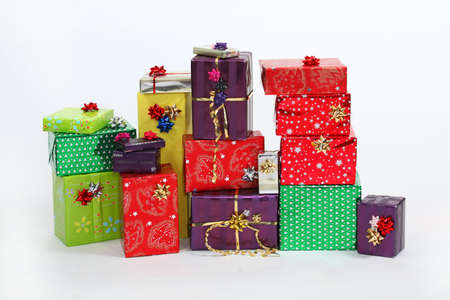 Lots of gifts photo
