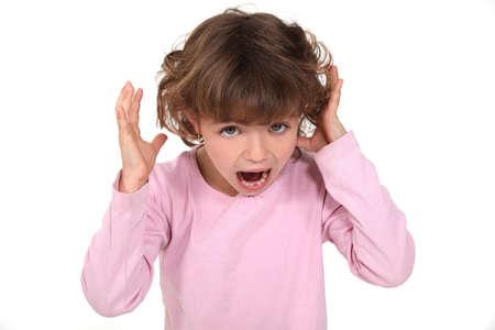 whim: Little girl screaming