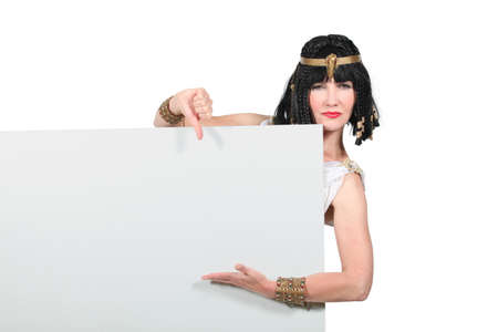 disguised: Egyptian Character