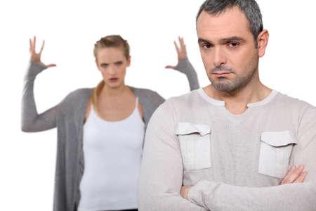 discord: Marital discord