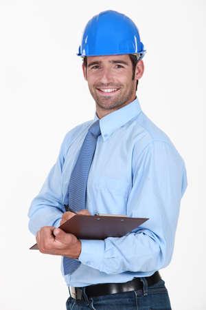 supervisores: Supervisor de la celebración de portapapeles