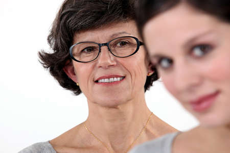 A mother looking at her daughter Stock Photo - 15916056