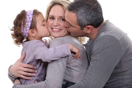 grateful: A loving family