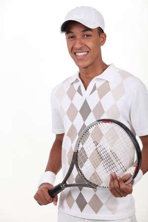 tennis player photo