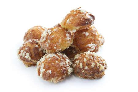 choux: Choux pastries Stock Photo