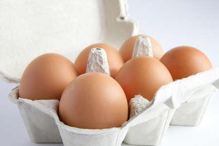dozen: Half a dozen eggs