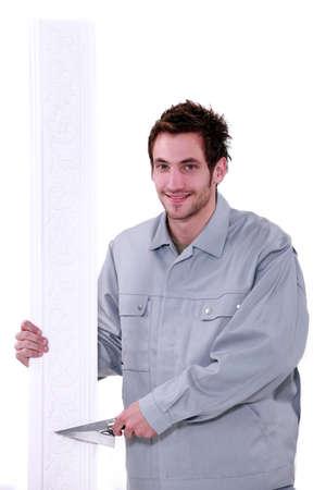 cornice: Decorator with cornice