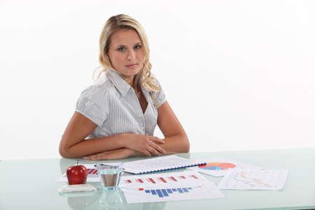 qualitative: Portrait of a market researcher