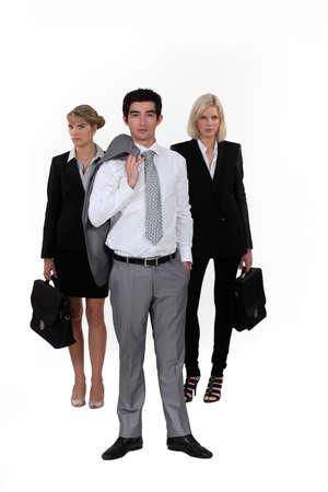 businessteam: A businessteam