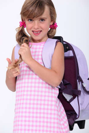 infant school: First day of school