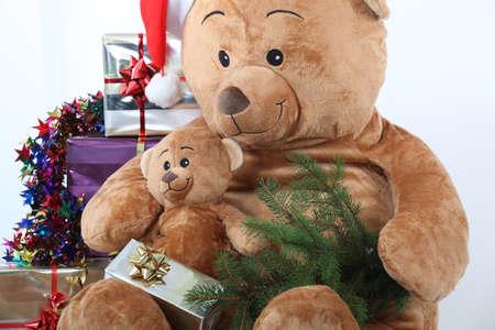 teddy bears: Christmas Teddy Bears