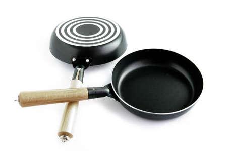 nonstick: Non-stick frying pans
