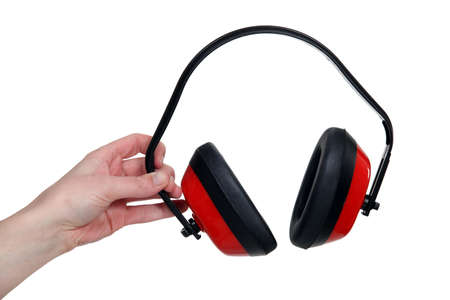 shrinkage: Protective ear muffs