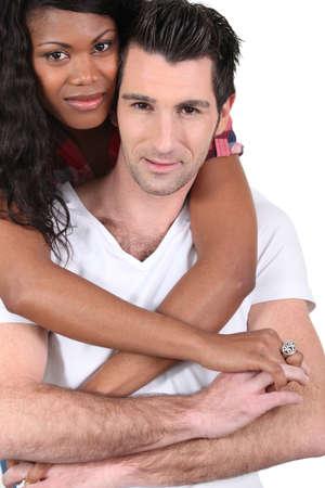 link love: interracial couple