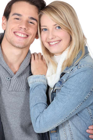 chirpy: Happy young couple