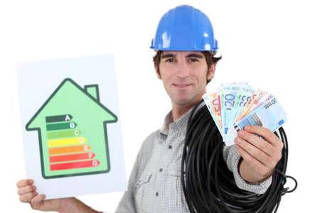 remuneraciones: billetes electricista mostrar imágenes