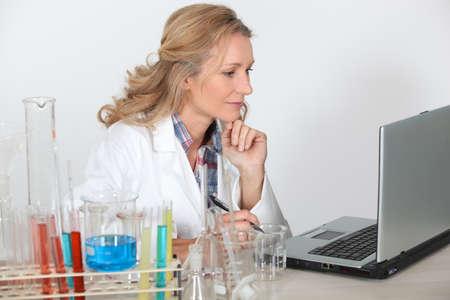 Scientist Stock Photo - 16546617