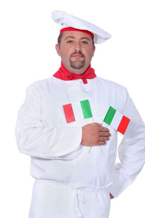 Cocinero italiano photo