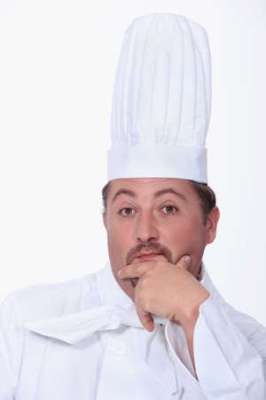 An innovative chef photo