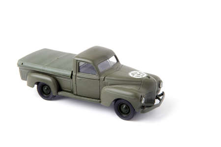 toy truck: Toy pick-up truck