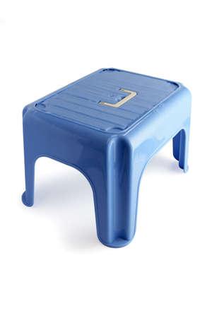 sitt: Plastic stool for children