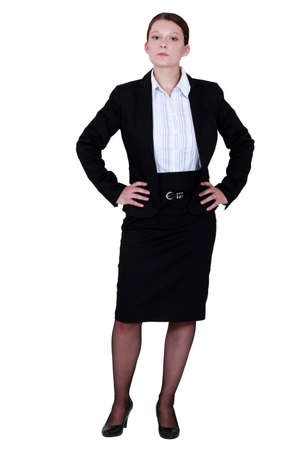 A businesswoman. Stock Photo - 16716191