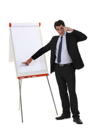 Executive board Stock Photo - 16805362