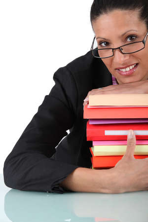 Female lawyer photo