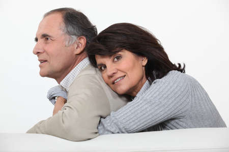Mature couple Stock Photo - 16901390