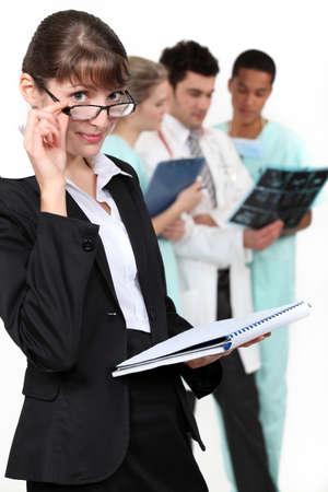 perceptive: Un ispettore sanitario