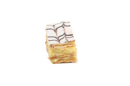 custard slice: Custard vanilla slice