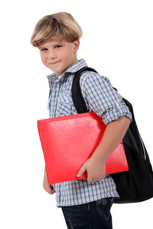 School boy Stock Photo - 17304343