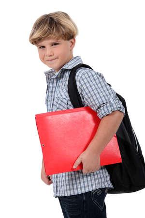 School boy Stock Photo - 17304343
