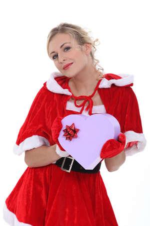 Mrs Claus photo