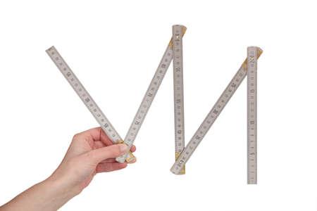 adjustable: Adjustable ruler