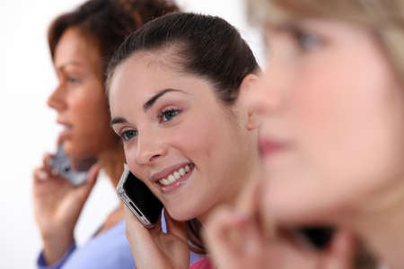 Call center Stock Photo - 17475894