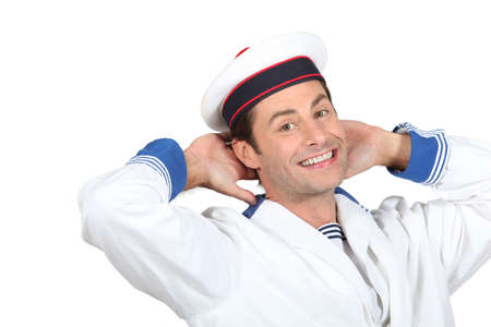 Sailor suit photo